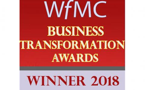 IIC Technologies wins 2018 Workflow Management Coalition Award for Excellence in Business Transformation